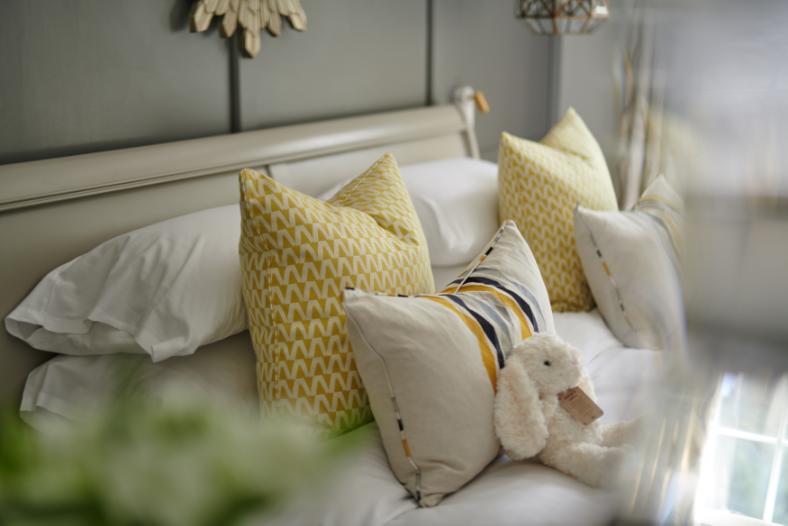 Burnham Beeches bed closeup | Burnham Beeches Hotel