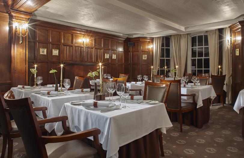 Burnham Beeches dining room | Burnham Beeches Hotel