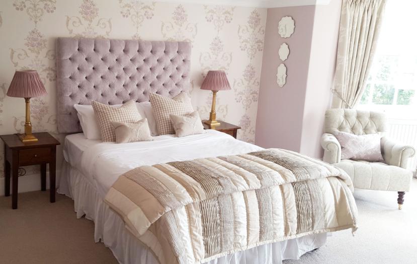 Burnham Deluxe Bedroom 4 | Burnham Beeches Hotel