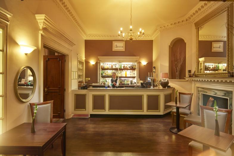 georgian bar lounge | Burnham Beeches Hotel