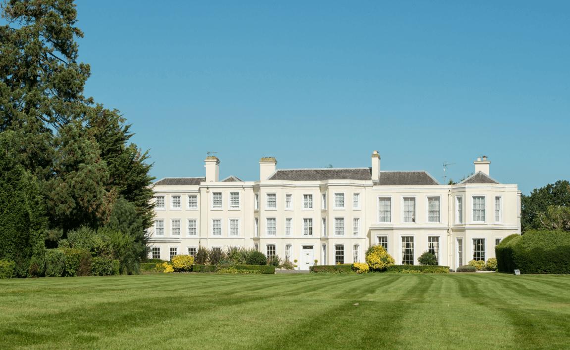 hotel landscape shot | Burnham Beeches Hotel