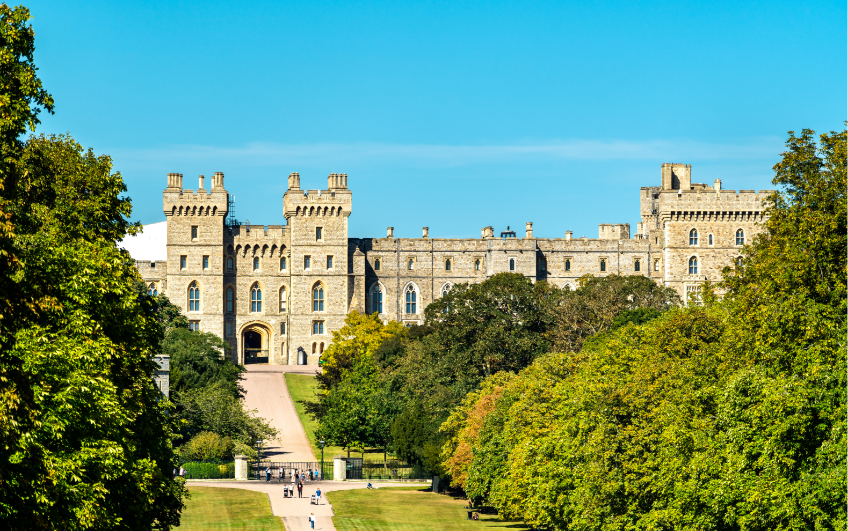 hotels near windsor castle | Burnham Beeches Hotel