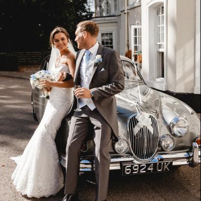 wedding couple | Burnham Beeches Hotel