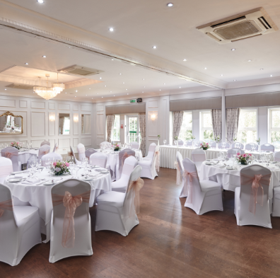 wedding venue | Burnham Beeches Hotel