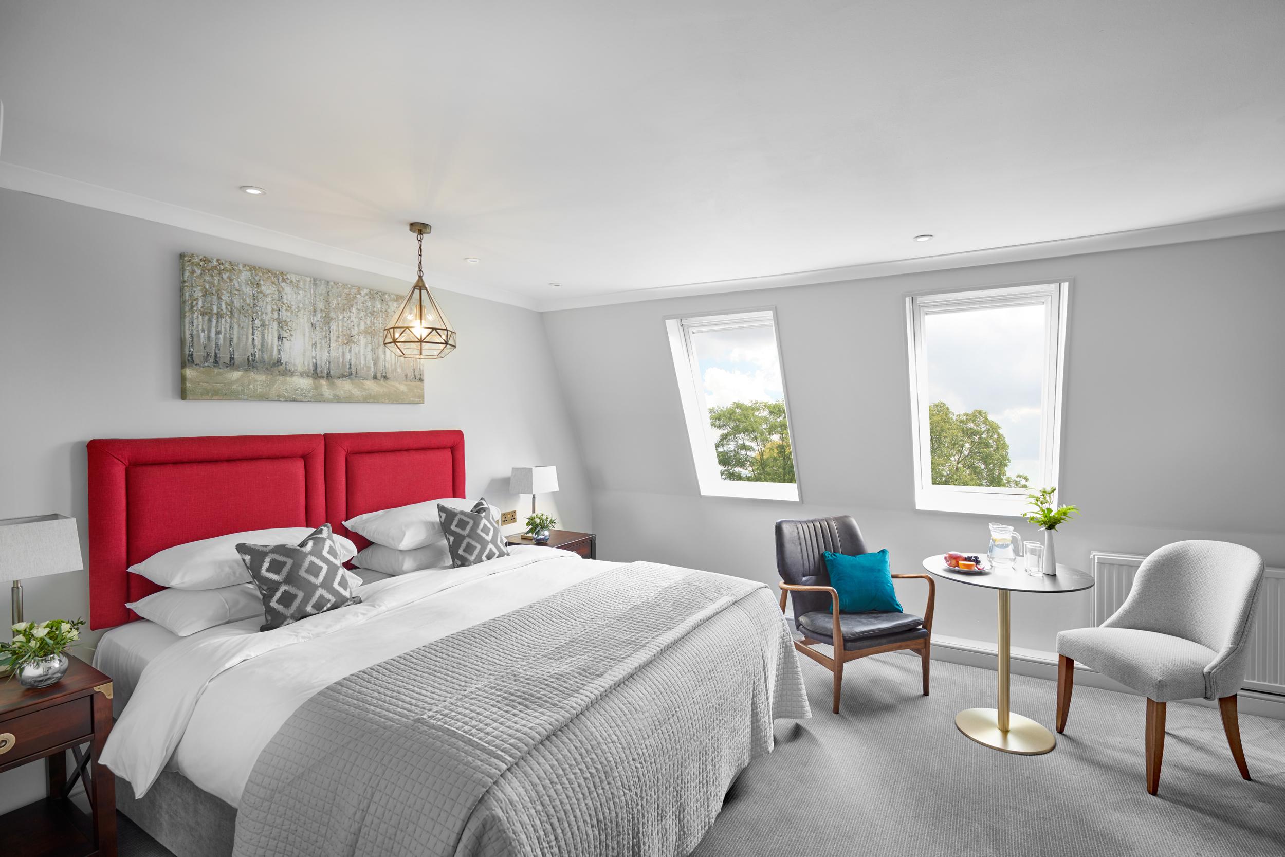 Burnham Beeches Hotel Superior Room