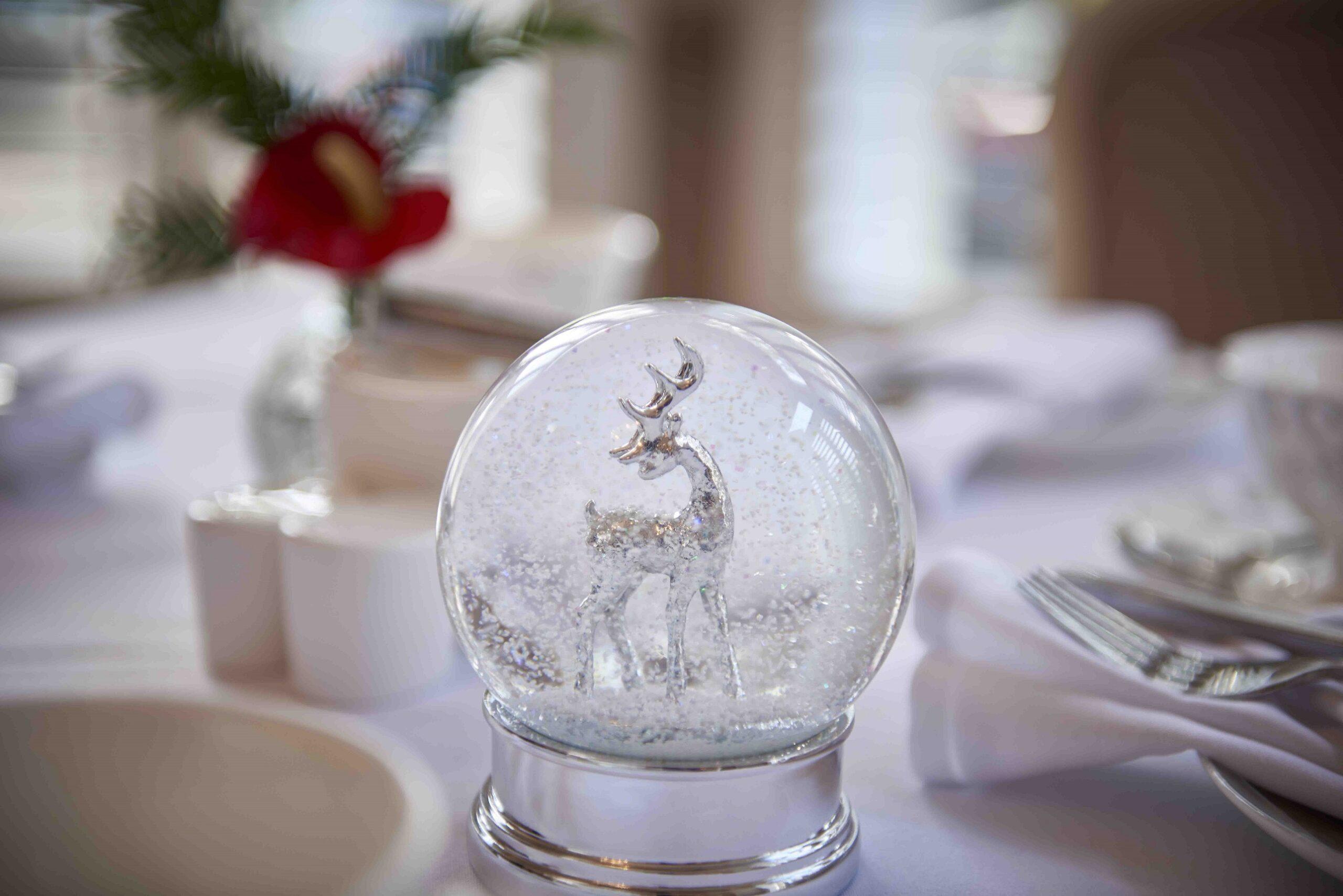 Burnham Beeches Christmas Dining