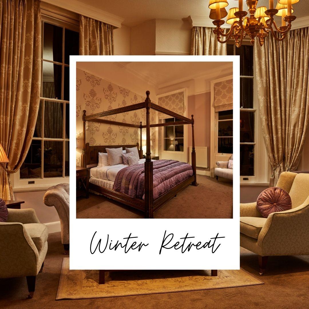 Winter Retreat Burnham Beeches