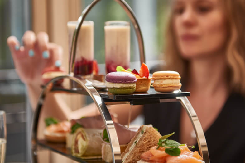 Afternoon Tea | Corus Hyde Park