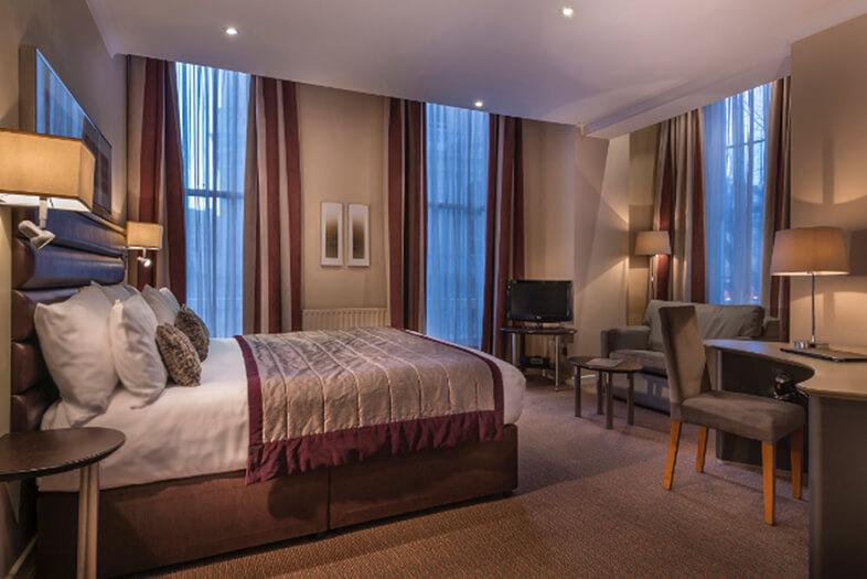 Executive Rooms Kensington | Corus Hyde Park