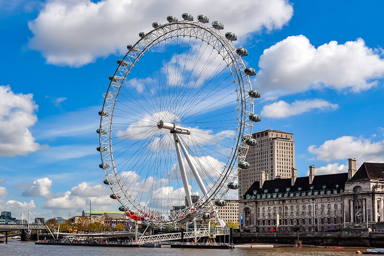 London Eye | Corus Hyde Park