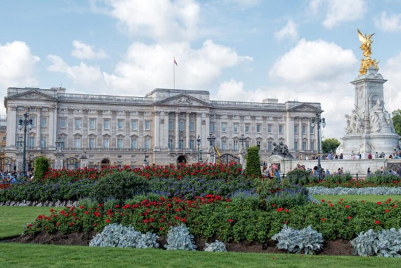 Near Buckingham Palace | Corus Hyde Park