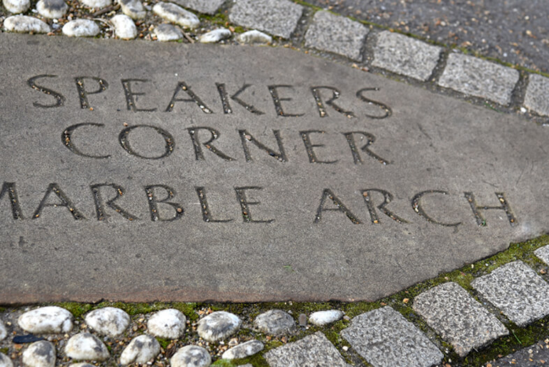 Near Speakers Corner | Corus Hyde Park