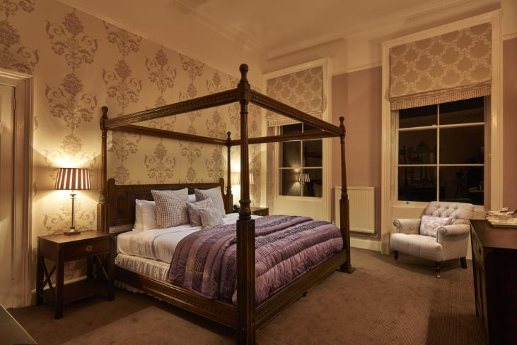 Corus Burnham Beeches Bedroom