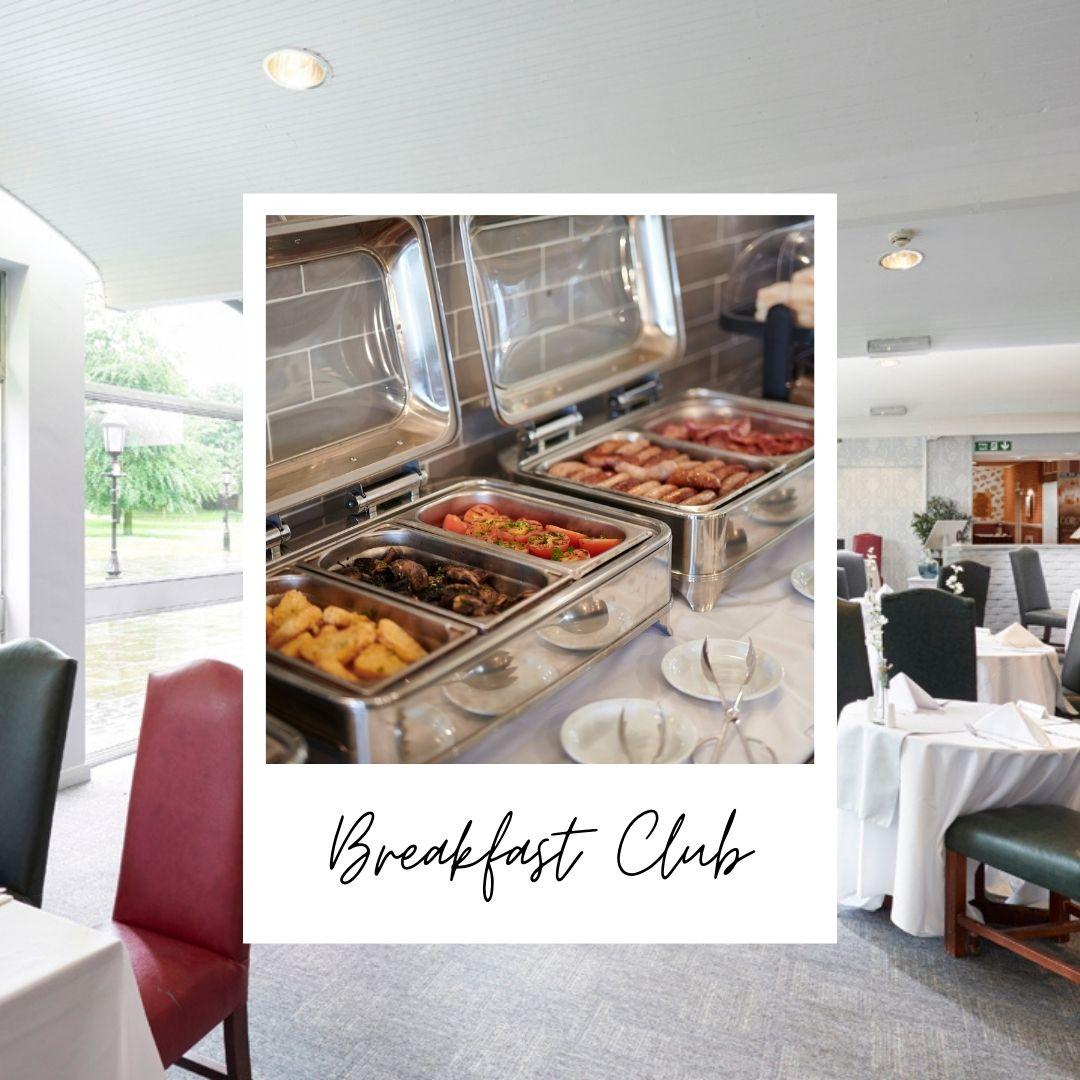 Breakfast Club St James