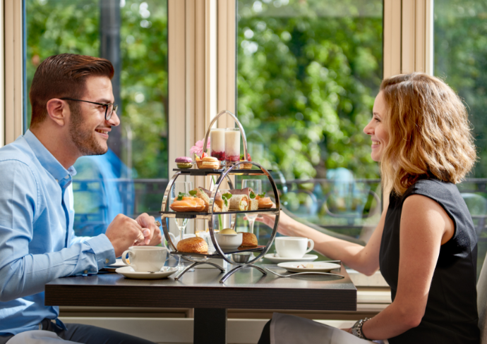 Afternoon Tea | Corus Hotel Hyde Park