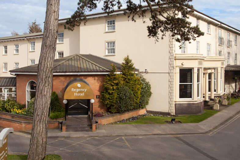 Advanced Bookings | The Regency Hotel