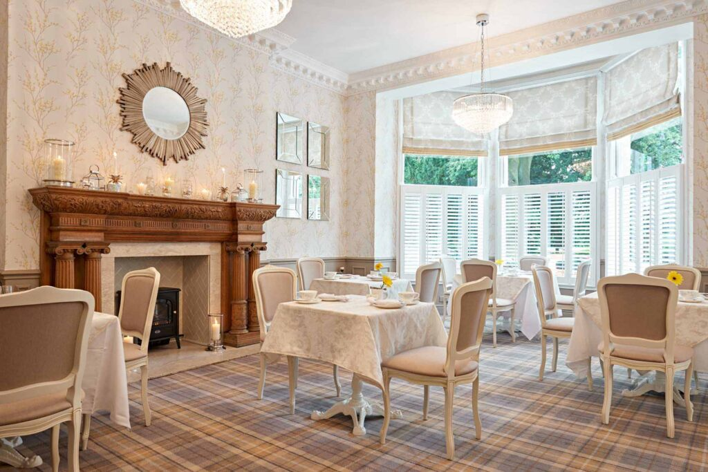 The Regency Tea Room
